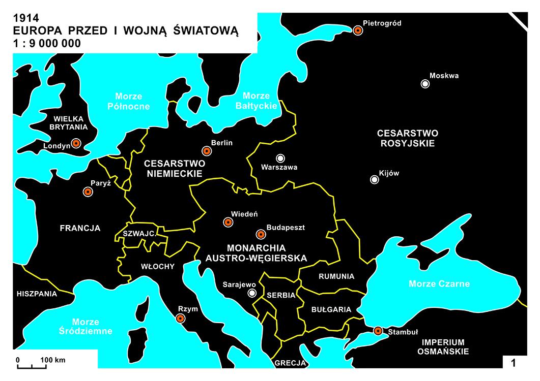 Atlas Ii Rzeczpospolita 1918 1939