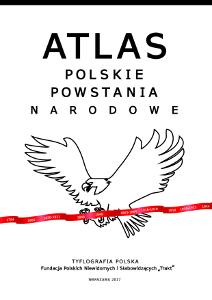 Okładka - Atlas Polskie Powstania Narodowe