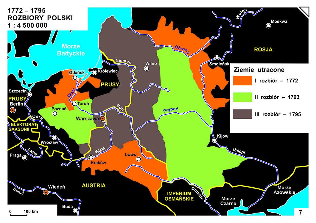 KOLOR_07_1772-1795_ROZBIORY POLSKI