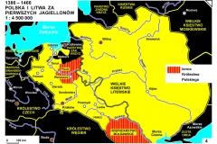 KOLOR_04_1386-1466_POLSKA I LITWA ZA PIERWSZYCH JAGIELLONÓW