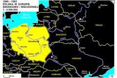 KOLOR_13_1990-1993_POLSKA W EUROPIE ŚRODKOWO - WSCHODNIEJ