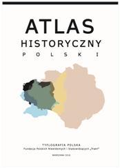 Okładka Atlas historyczny Polski
