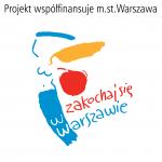 Logo Urzędu Miasta Stołecznego Warszawy